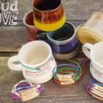Buy a bracelet or mug. Change the world