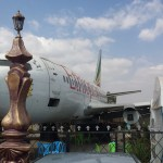 The Airplane Restaurant in Ethiopia