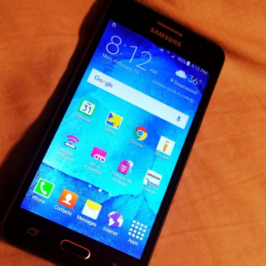 Samsung Galaxy GRAND Prime and Walmart Family Mobile PLUS
