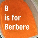 B is for Berbere