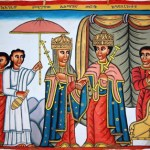 Q is for Queen of Sheba