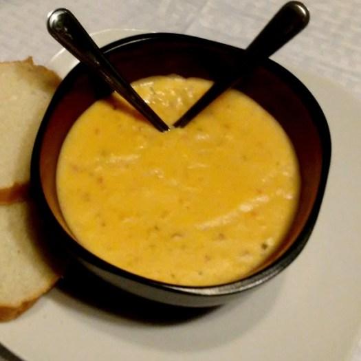 Bowl of Soup #KingOfSoup #ad