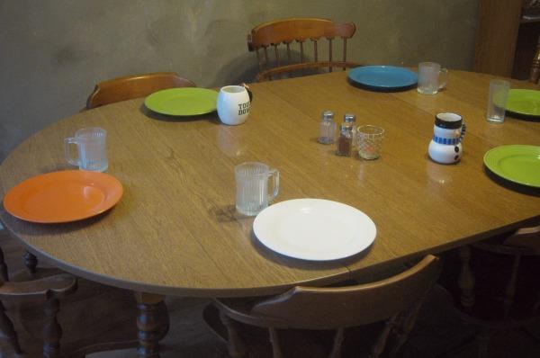 Table for Six #KingOfSoup #ad
