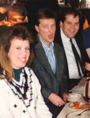 Todd Bussey, Dawn Gower, Brian Gower