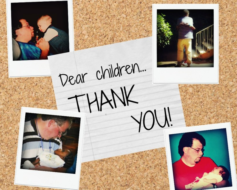 An Open Letter to my Children #ThanksBaby #ad