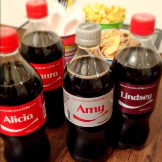 Share an Ice Cold Coke Gift Basket for my office #ShareIceColdFun #ad