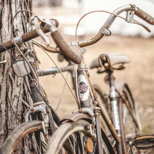 vintage bicycles, bikes