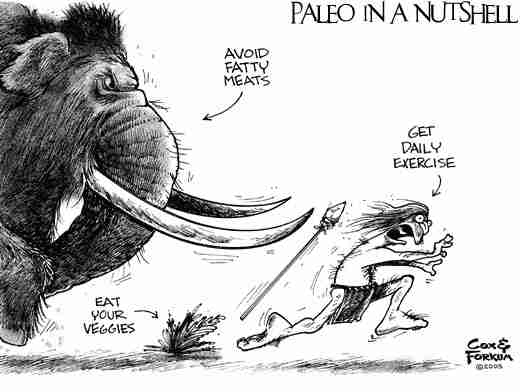 Paleo Cartoon