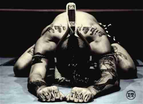 Muay Thai Ritual
