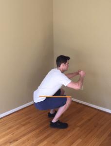 Air Squat - Bottom Position