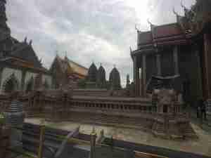 Angor Wat Model