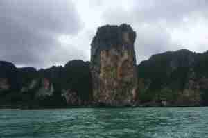 Ride to Railay Beach