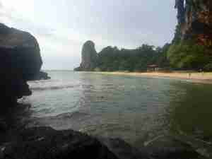 Phra Nang View from the Cave