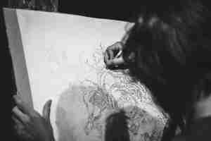 Sketching_BW