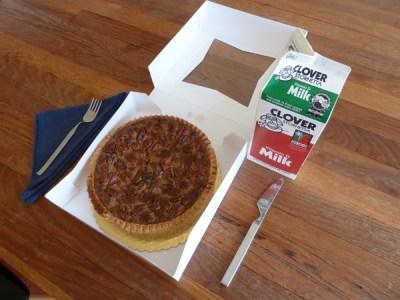 Noe Valley Bakery Pecan Pie