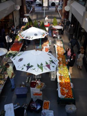 Crocker Galleria Farmers' Market