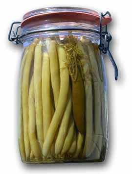 Pickled Green Beans