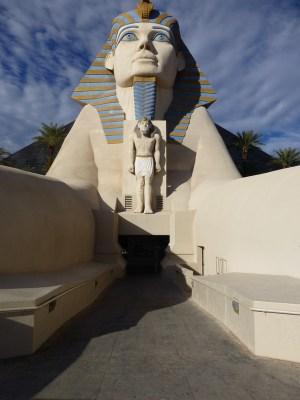 Luxor Sphinx