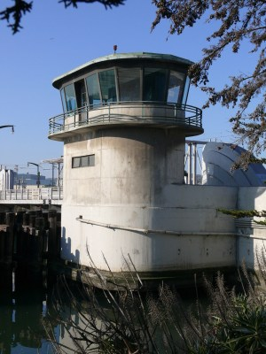 Levon Hagop Nishkian Bridge tender tower