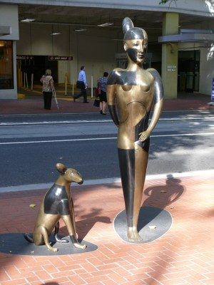 Portland sculpture