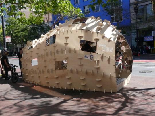 Market Street Prototyping - Peep Show