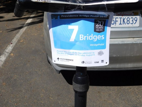 Seven Bridges Pedal