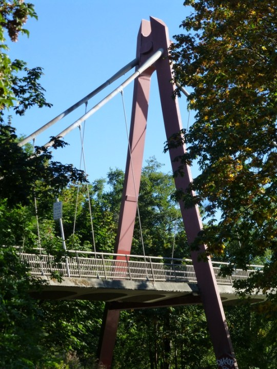Peter DeFazio Bicycle Bridge