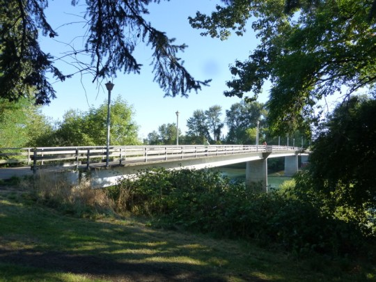 Greenway Bicycle Bridge