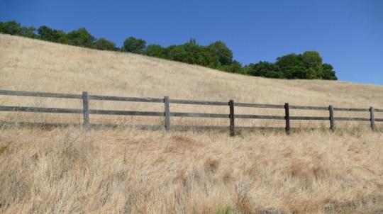 Sonoma Mountain Fence