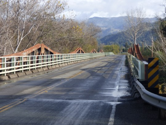 Alexander Valley Road Bridge