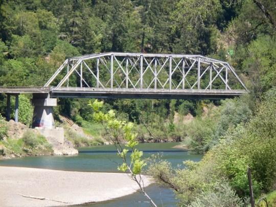 Russian River Hacienda Bridge