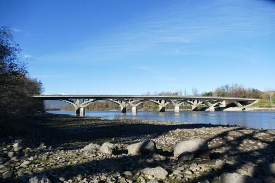 Lake Redding Bridge