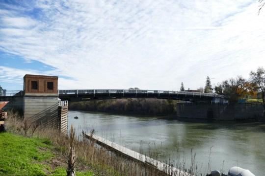 Knight's Landing Bridge