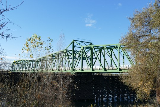 Butte City Bridge