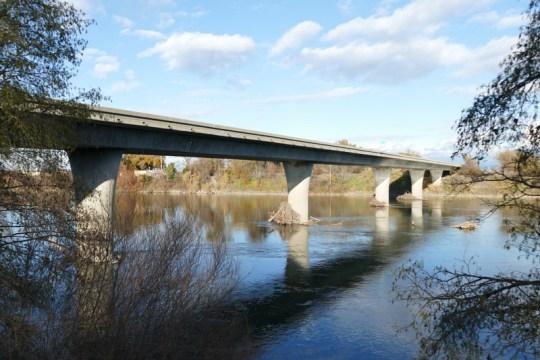 Hamilton City Bridge