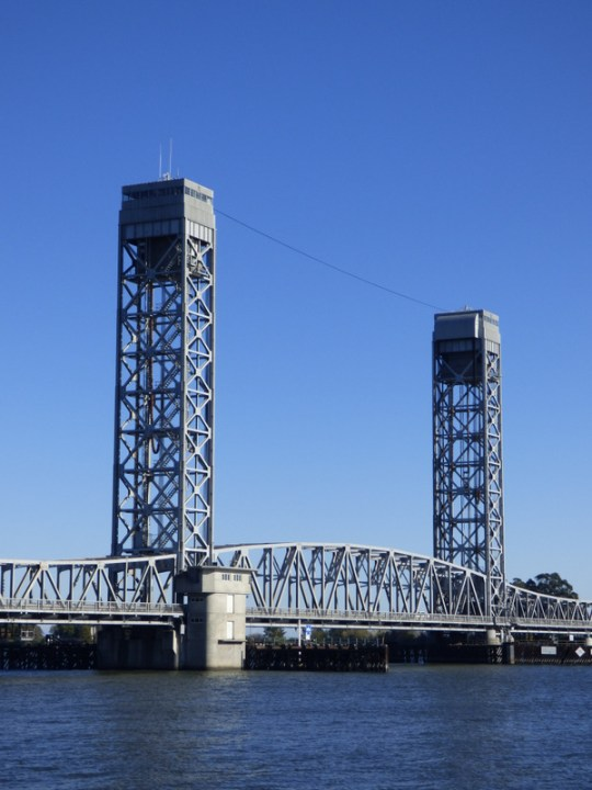 Helen Madere Memorial Bridge