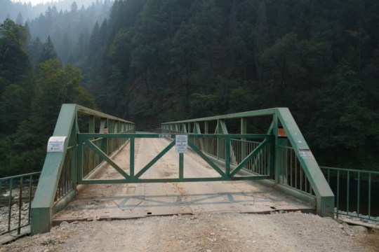 Salt Creek Road Bridge