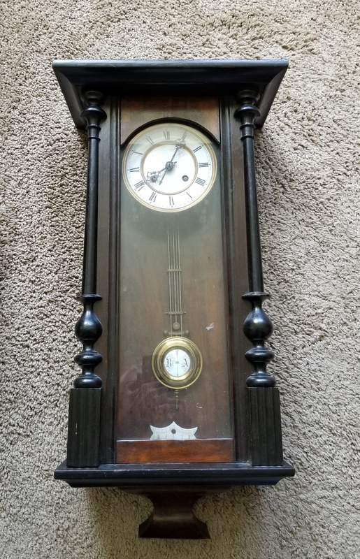 My Old CLock