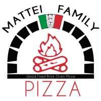 Mattei Family Pizza Logo GWR