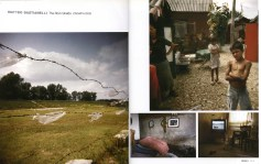 "Winter 2010/2011 - ""The Rom Ghetto"" published in Private magazine."