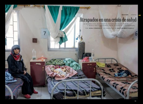 August 2018- My Yemen project published in the August 2018 issue of National Geographic Mexico, with an article written by Nina Strochlic.
