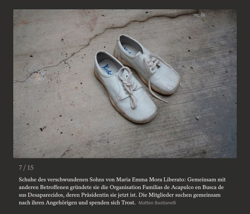 "May 2020 - Some pictures, part of the ""Fortaleza Mexico"" project, published on Der Spiegel with an article written by Tim van Olphen."