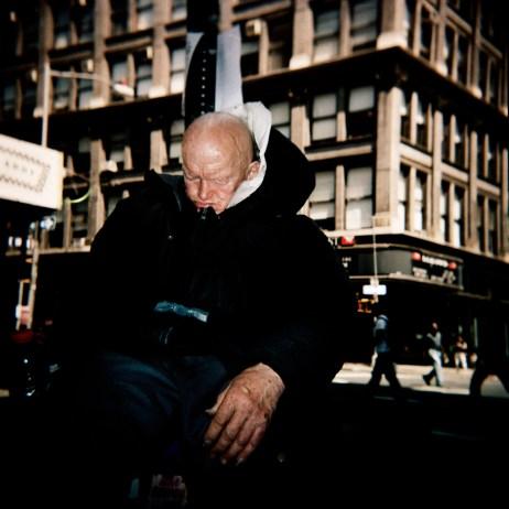 New York, Usa 2010. © Matteo Bastianelli