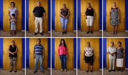 "Members of ""Familias de Acapulco en busca de sus desaparecidos"", an NGO run by relatives of missing persons who try to find their beloved ones. Across Mexico, almost 40.000 people are categorized as ""missing"" by the government. This widespread violence has claimed more than 250,000 lives since 2006. Acapulco, Mexico 2019. © Matteo Bastianelli"