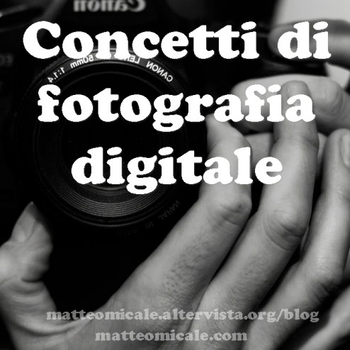 Tecnica Fotografica Digitale