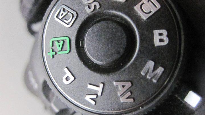 Programmi delle nostre fotocamere