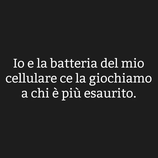 BatteriaCellulareEsaurito