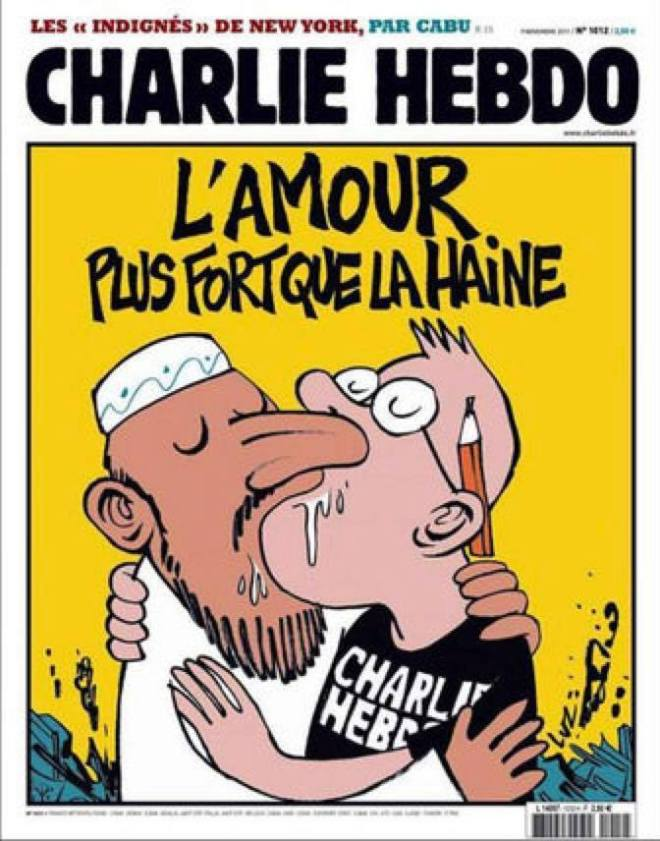 L'amour plus fort que la haine