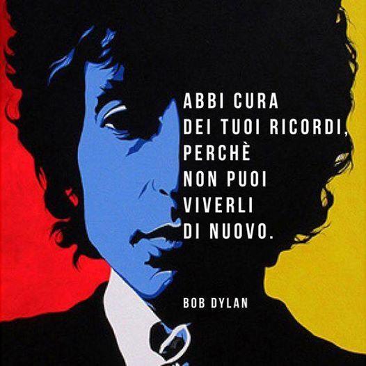 Frase di Bob Dylan