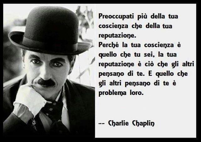 Frase di Charlie Chaplin